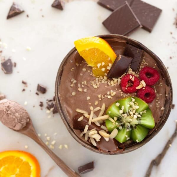 3 Nm Veganbowl Chocolate Orange Prepared